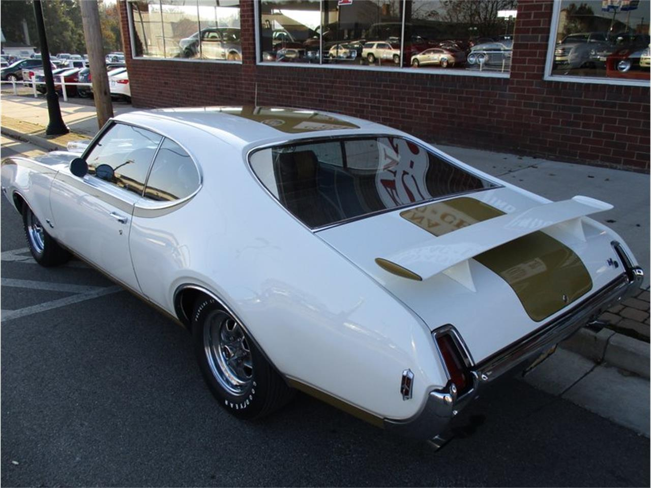 Large Picture of 1969 Oldsmobile Cutlass located in Columbiana Ohio - MD4Q