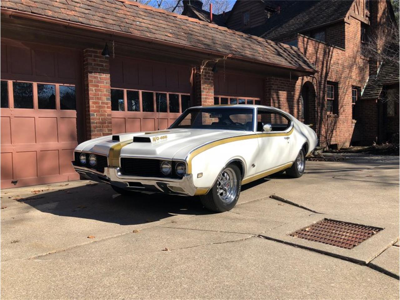 Large Picture of 1969 Oldsmobile Cutlass - $75,000.00 Offered by 1 Performance Center Racing - MD4Q