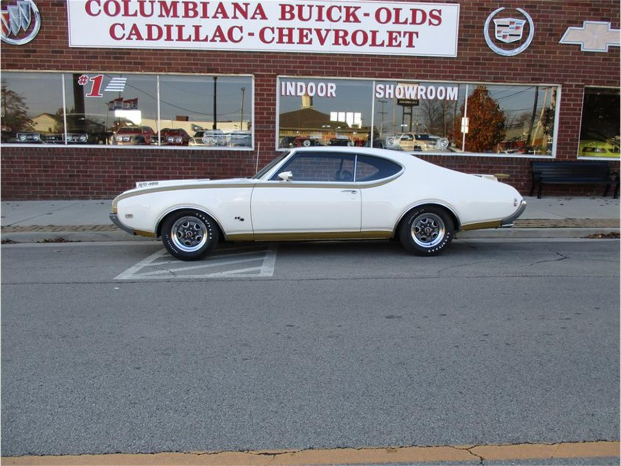 Large Picture of 1969 Cutlass - $75,000.00 - MD4Q