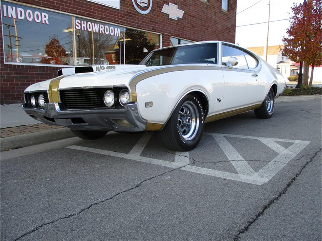 Large Picture of '69 Oldsmobile Cutlass - $75,000.00 Offered by 1 Performance Center Racing - MD4Q