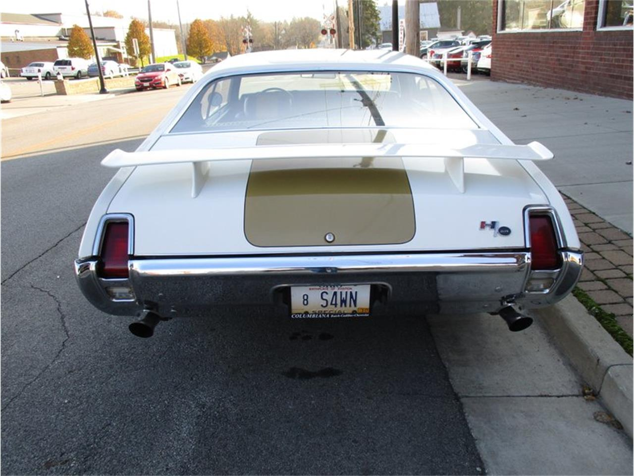 Large Picture of '69 Oldsmobile Cutlass Offered by 1 Performance Center Racing - MD4Q