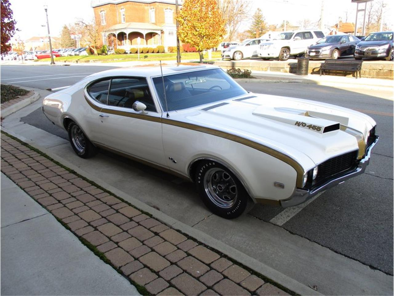 Large Picture of Classic 1969 Cutlass located in Columbiana Ohio - MD4Q