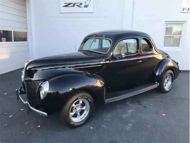 Picture of '39 Ford Business Coupe - $32,500.00 - MD52