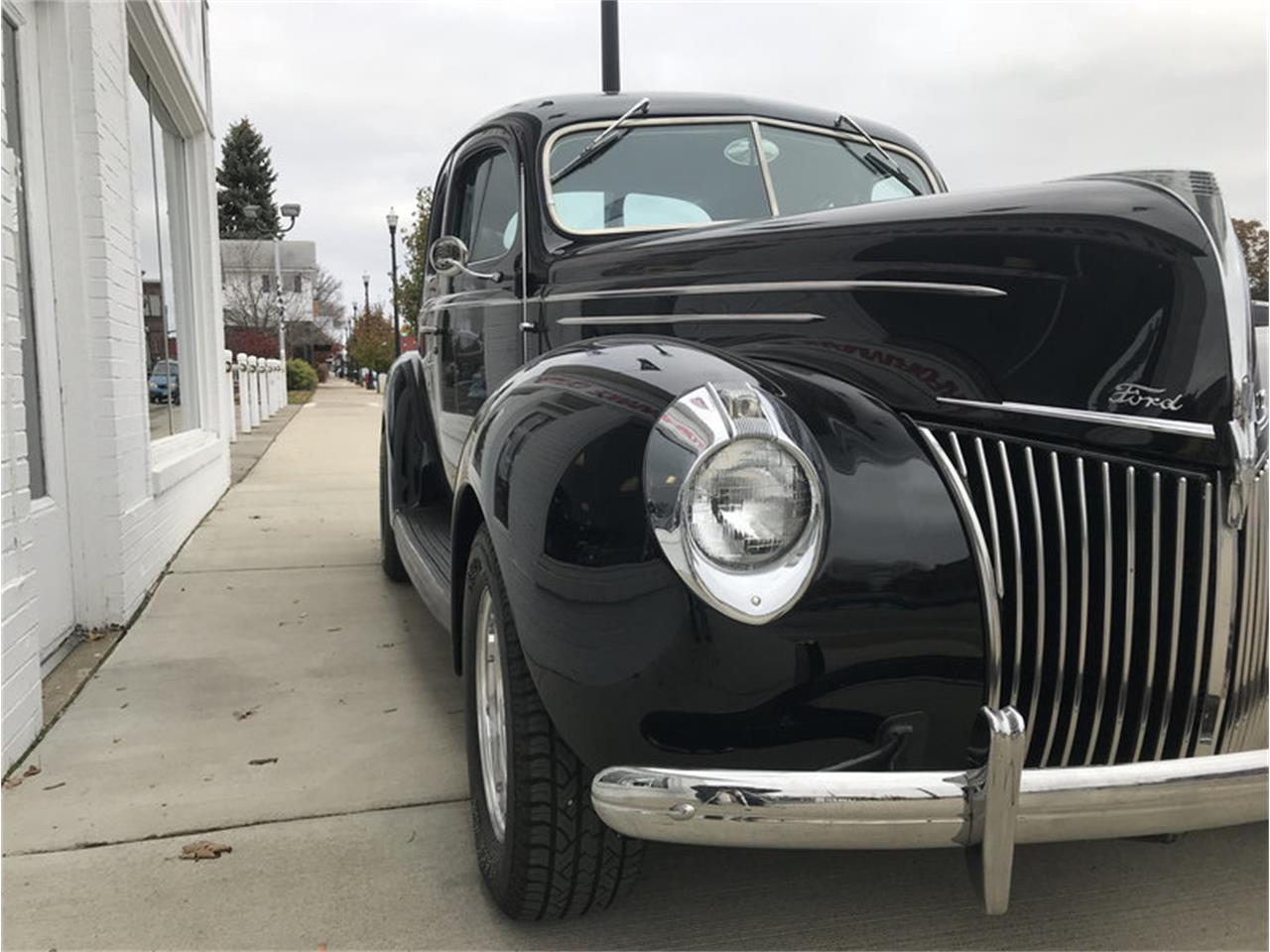 Large Picture of '39 Business Coupe - MD52
