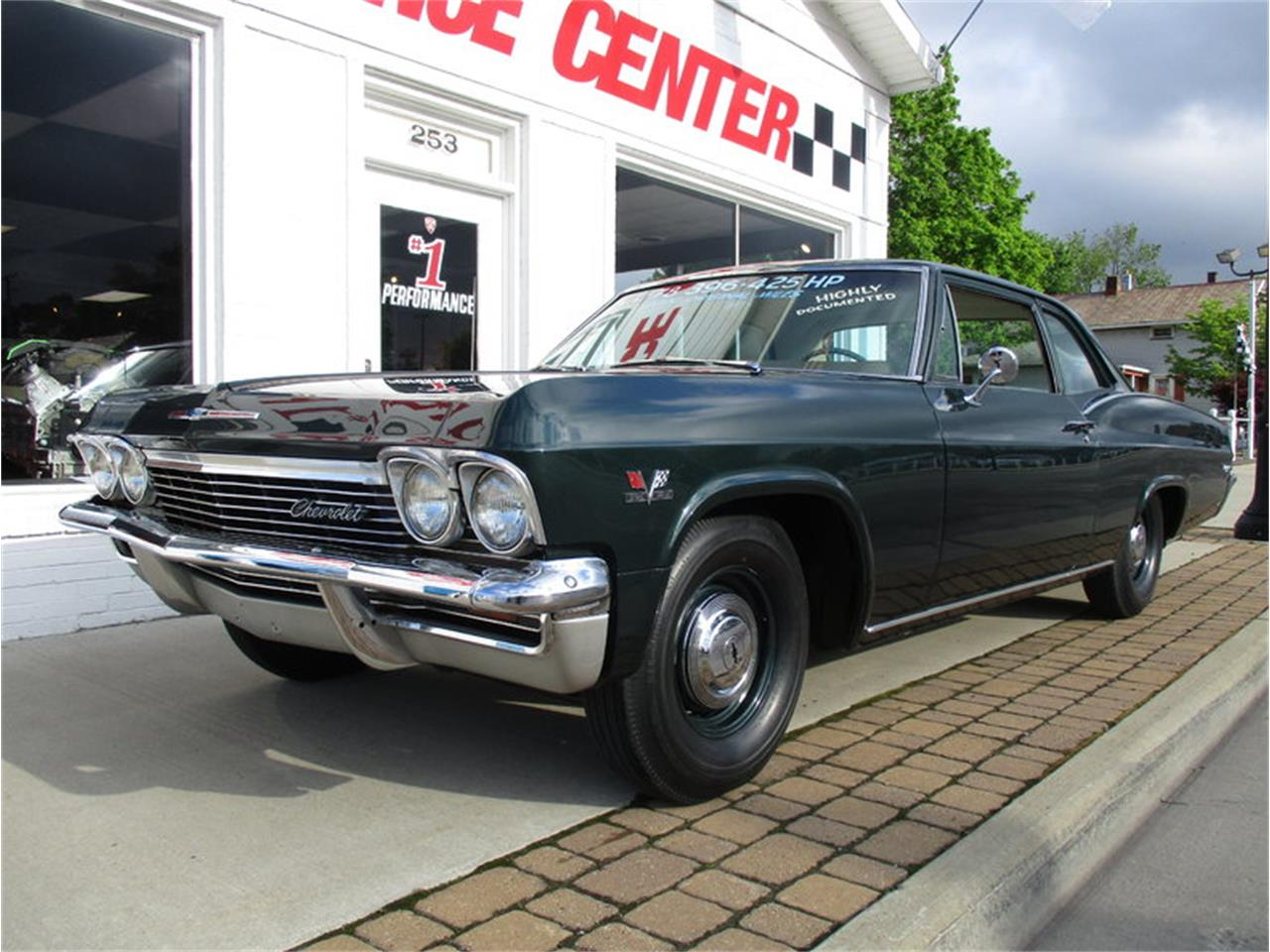 Large Picture of '65 Biscayne - MD56
