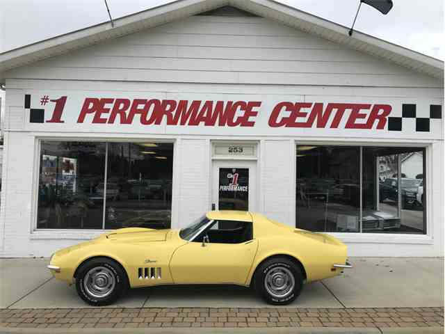 Picture of 1969 Corvette located in Columbiana Ohio - $75,900.00 - MD5C