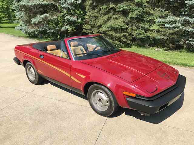 Picture of '79 Triumph TR7 - $12,900.00 Offered by Vintage Motor Cars USA - MD5G