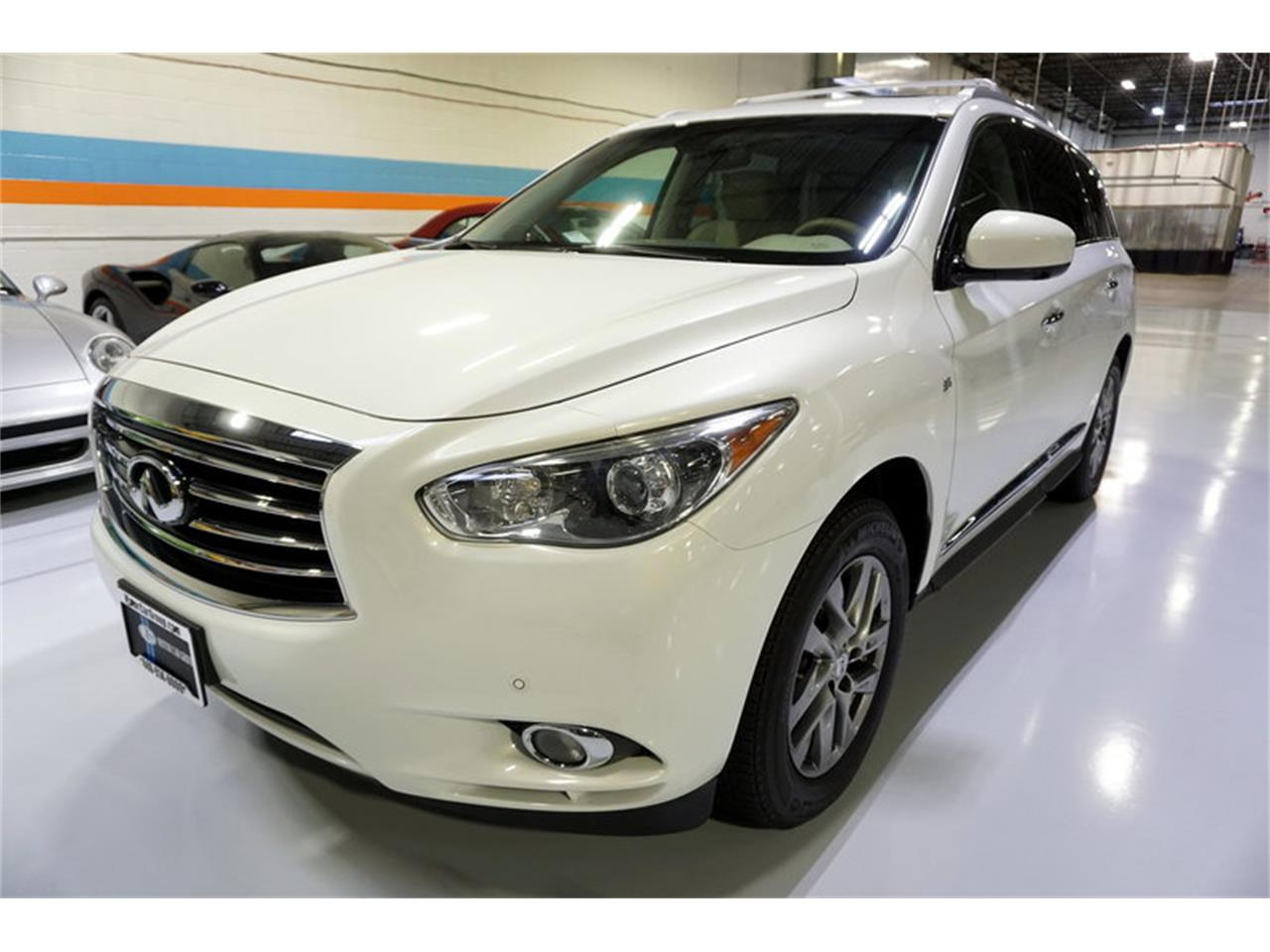Large Picture of 2014 Infiniti QX60 - $28,990.00 Offered by R&H Motor Car Group - MD5Q
