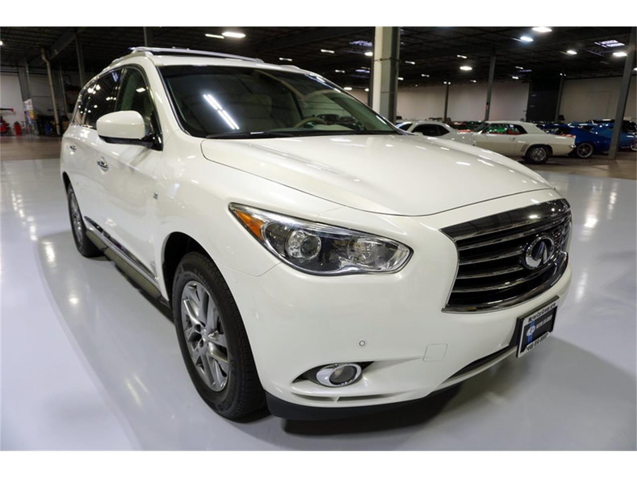 Large Picture of '14 Infiniti QX60 located in Solon Ohio - $28,990.00 Offered by R&H Motor Car Group - MD5Q