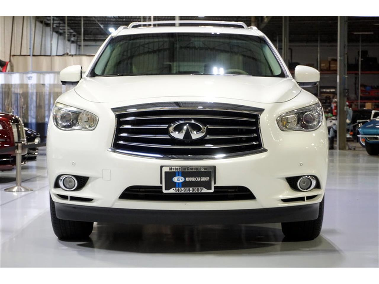 Large Picture of 2014 Infiniti QX60 located in Ohio - $28,990.00 Offered by R&H Motor Car Group - MD5Q