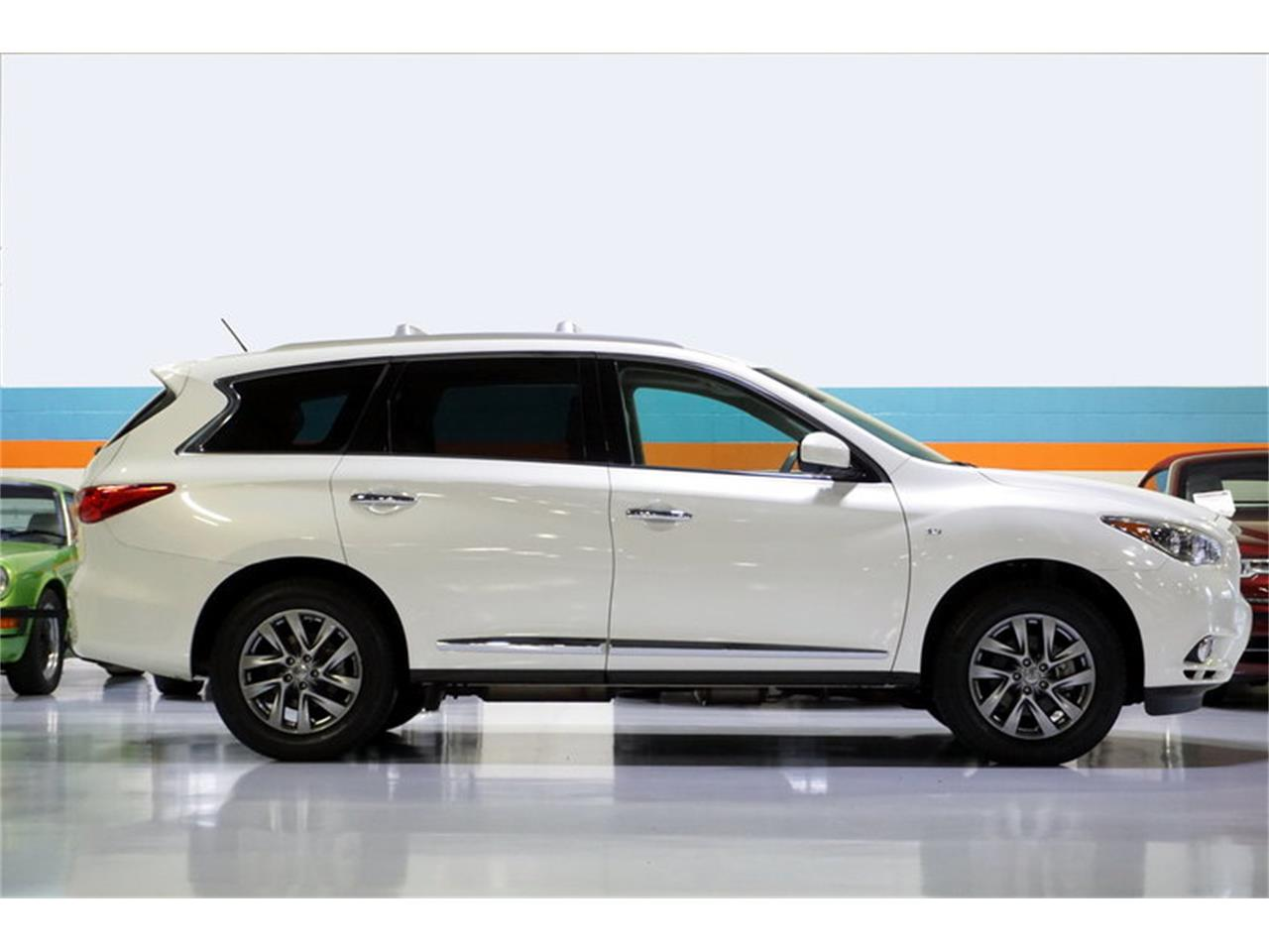 Large Picture of '14 QX60 located in Ohio Offered by R&H Motor Car Group - MD5Q
