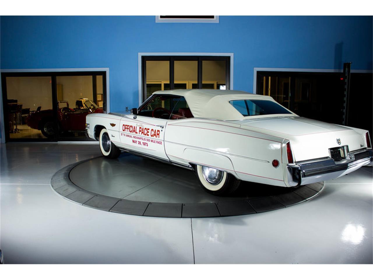 Large Picture of Classic '73 Cadillac Eldorado - MD5Y