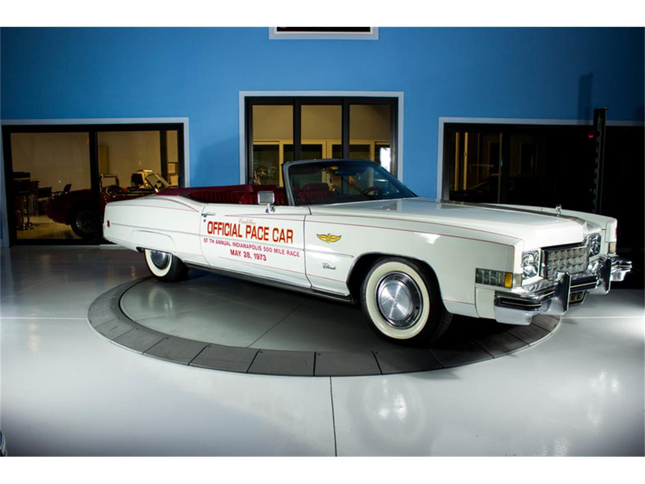 Large Picture of Classic 1973 Cadillac Eldorado located in Florida Offered by Skyway Classics - MD5Y