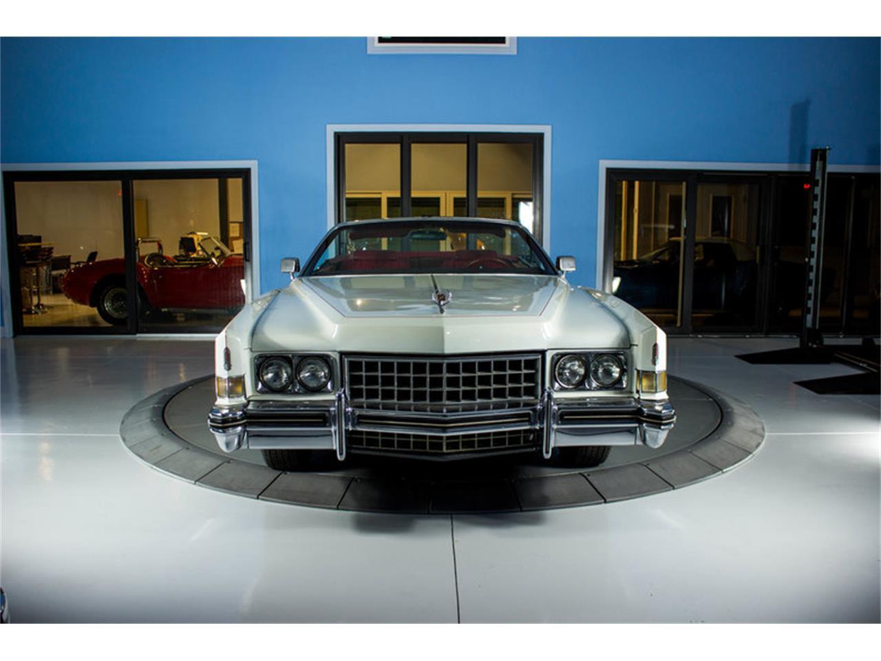 Large Picture of 1973 Cadillac Eldorado located in Florida - MD5Y