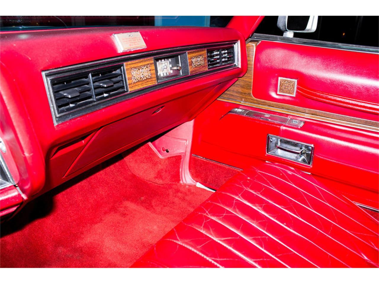 Large Picture of Classic 1973 Eldorado - MD5Y