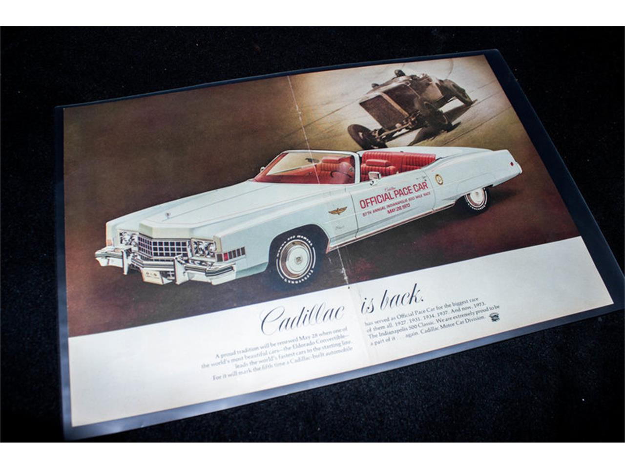 Large Picture of 1973 Cadillac Eldorado located in Florida - $18,997.00 Offered by Skyway Classics - MD5Y