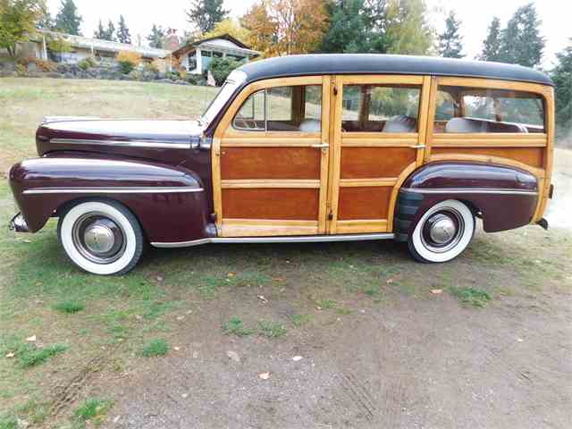 Picture of '47 Woody Wagon - MAHV