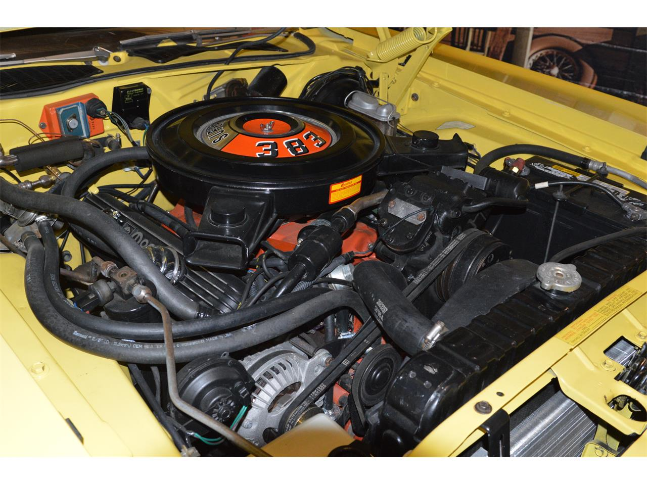 Large Picture of '70 Plymouth Cuda located in Bristol Pennsylvania - MD67