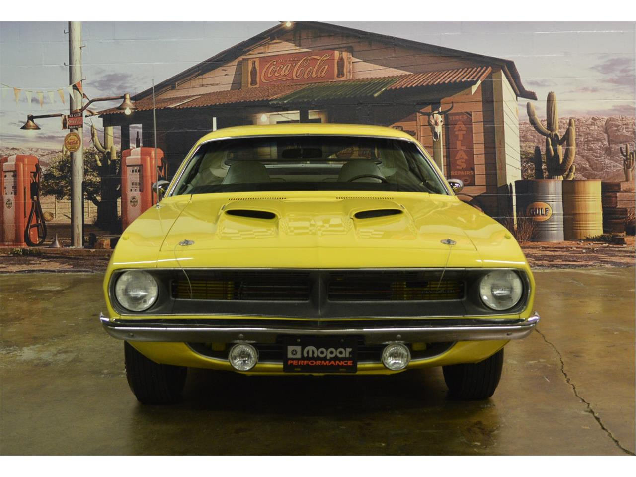 Large Picture of '70 Cuda - MD67