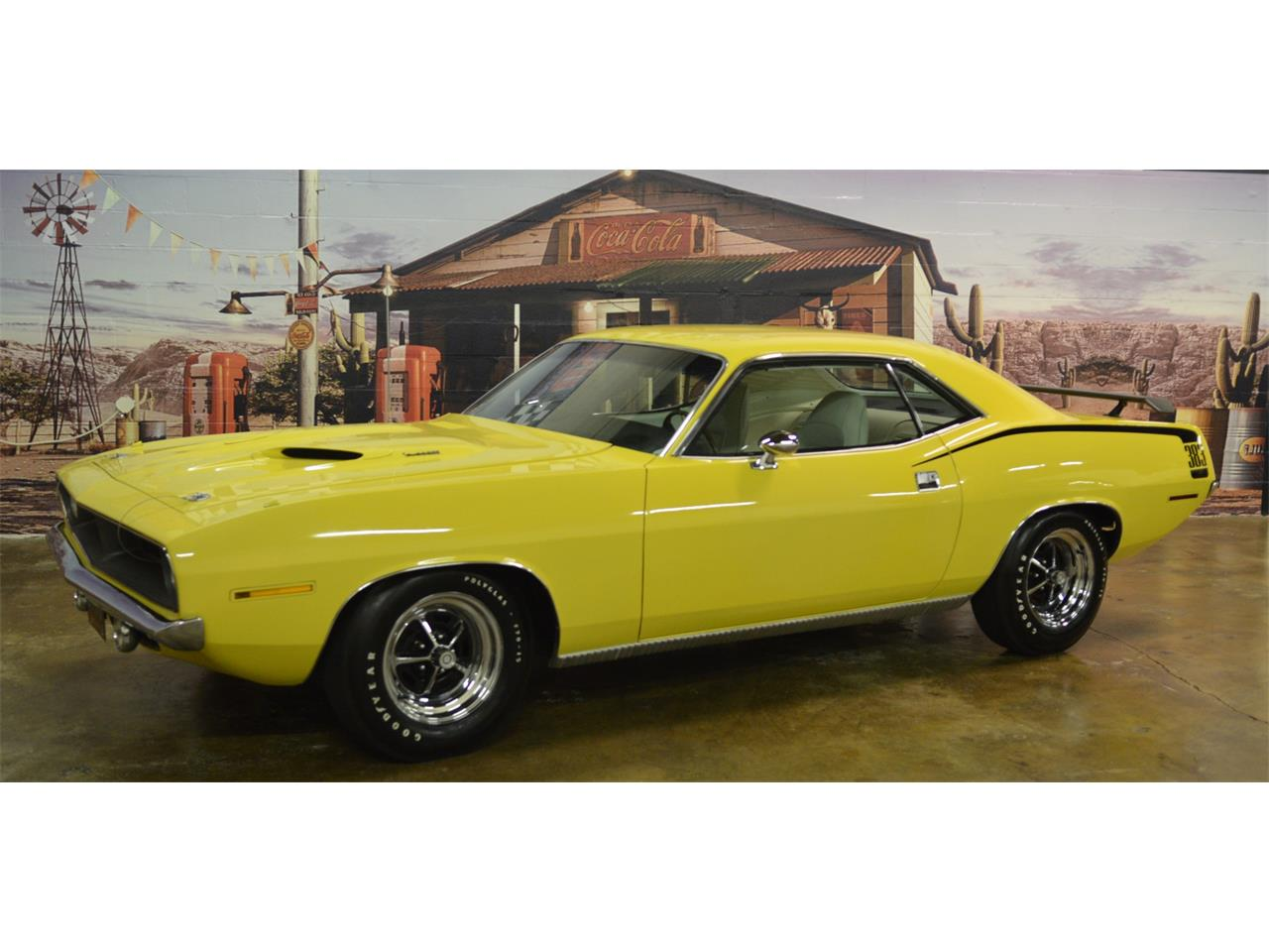 Large Picture of Classic 1970 Plymouth Cuda - MD67