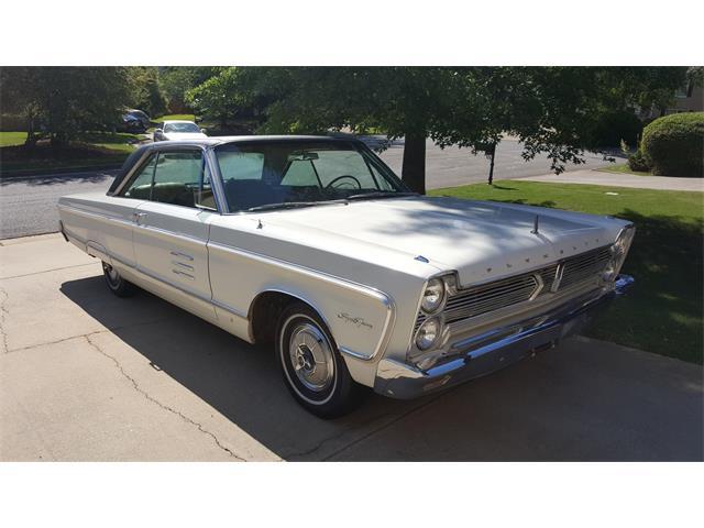 1966 Plymouth Sport Fury