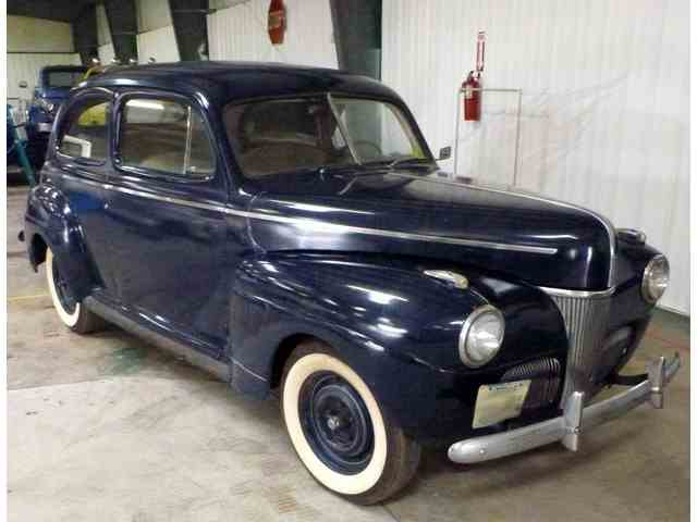 Picture of Classic '41 Sedan located in Arlington Texas - $8,000.00 Offered by  - MD6Y