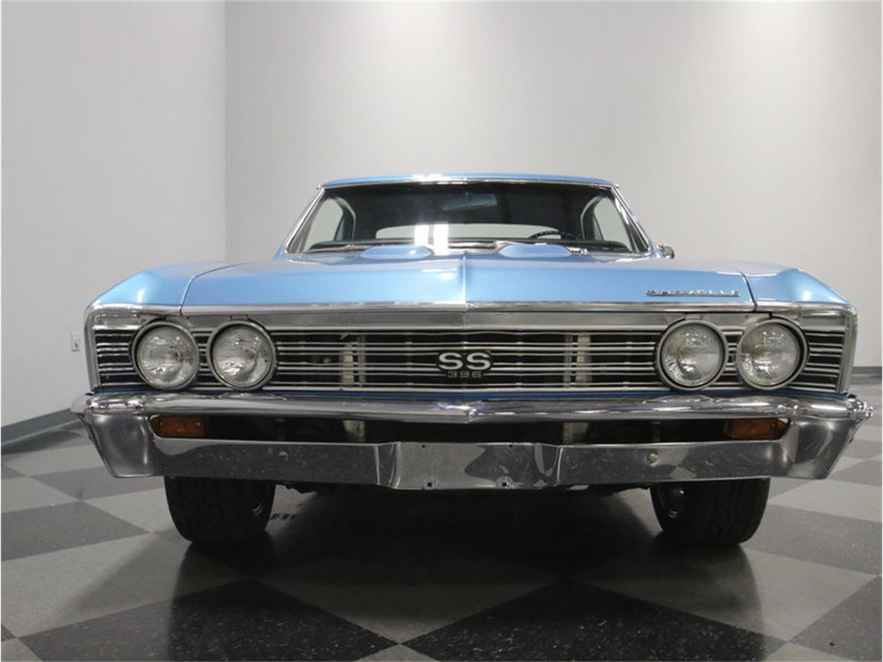 Large Picture of '67 Chevrolet Chevelle SS - MD75