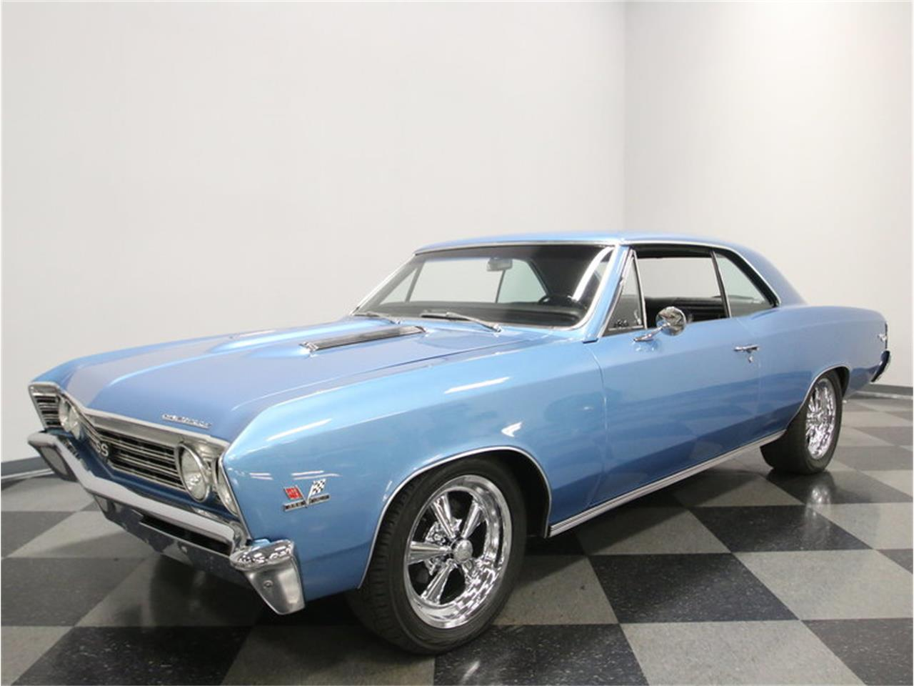 Large Picture of Classic 1967 Chevrolet Chevelle SS located in Lavergne Tennessee Offered by Streetside Classics - Nashville - MD75