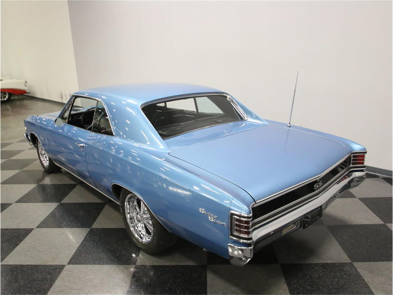 Large Picture of Classic 1967 Chevrolet Chevelle SS - MD75