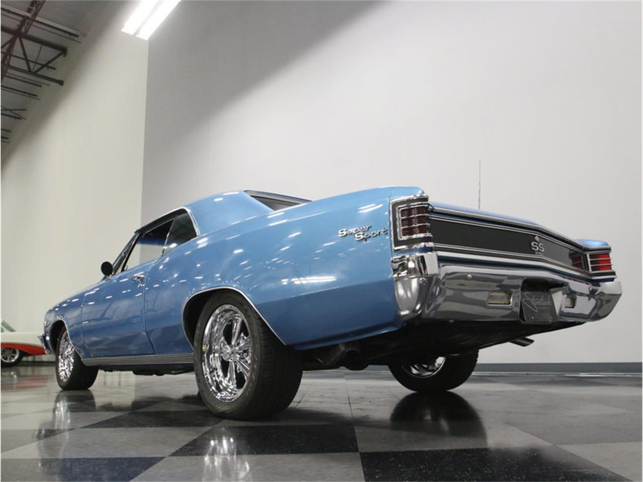 Large Picture of Classic 1967 Chevelle SS located in Lavergne Tennessee Offered by Streetside Classics - Nashville - MD75