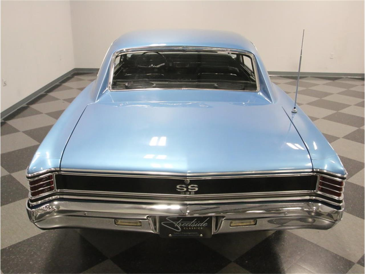 Large Picture of 1967 Chevrolet Chevelle SS located in Lavergne Tennessee - $39,995.00 - MD75
