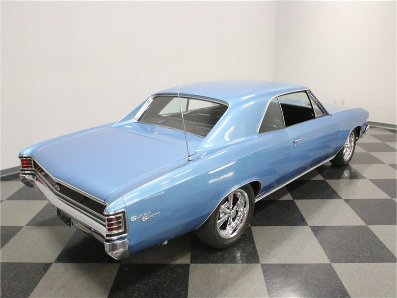 Large Picture of 1967 Chevrolet Chevelle SS - $39,995.00 - MD75
