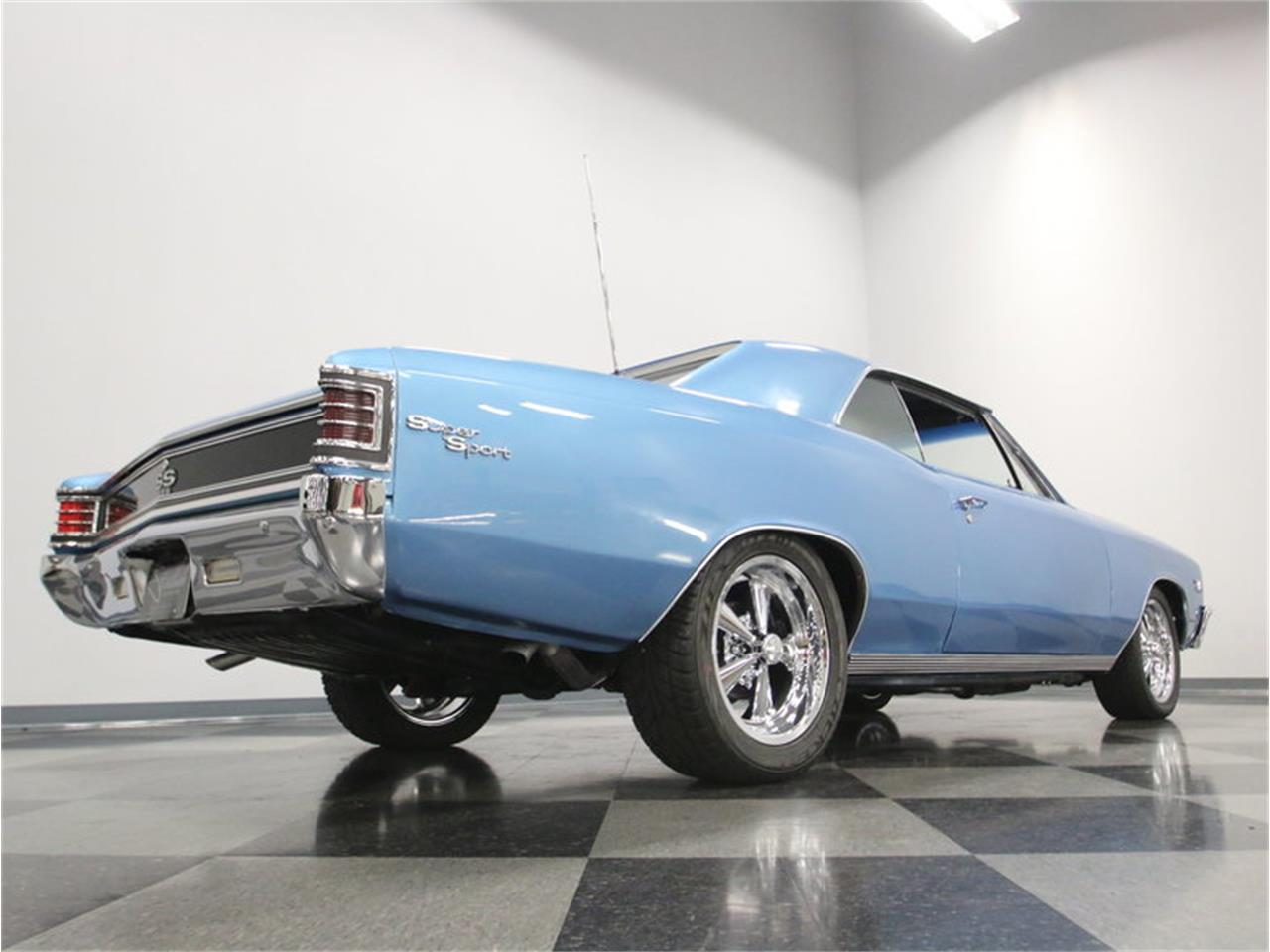 Large Picture of Classic 1967 Chevrolet Chevelle SS Offered by Streetside Classics - Nashville - MD75