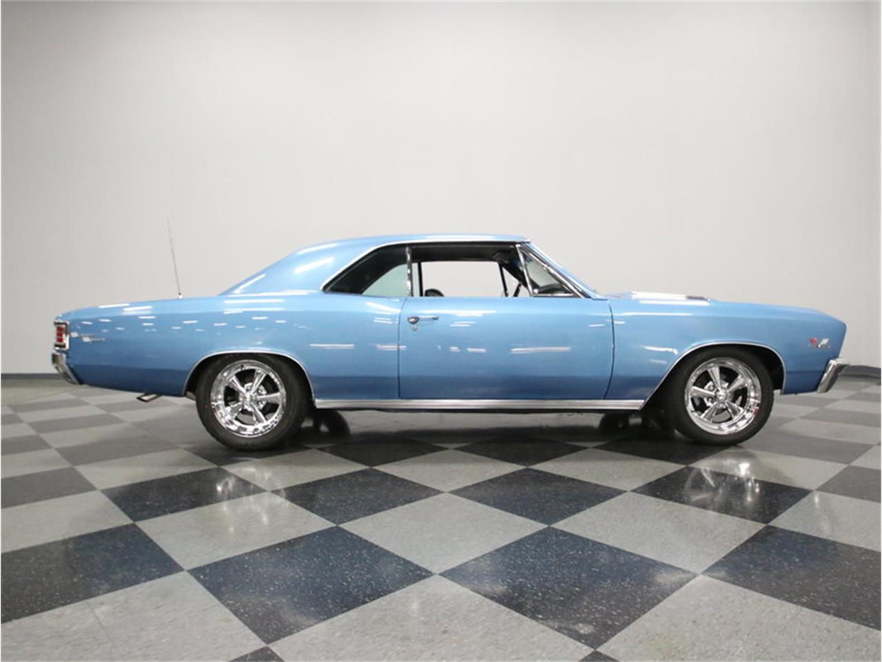 Large Picture of Classic '67 Chevelle SS located in Tennessee - $39,995.00 Offered by Streetside Classics - Nashville - MD75