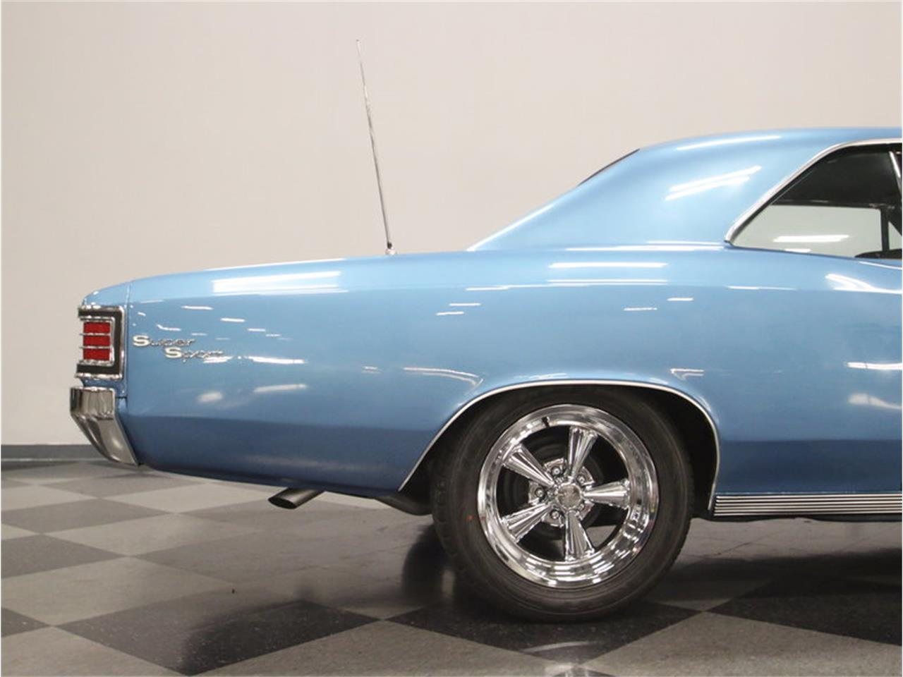 Large Picture of Classic '67 Chevrolet Chevelle SS located in Tennessee Offered by Streetside Classics - Nashville - MD75