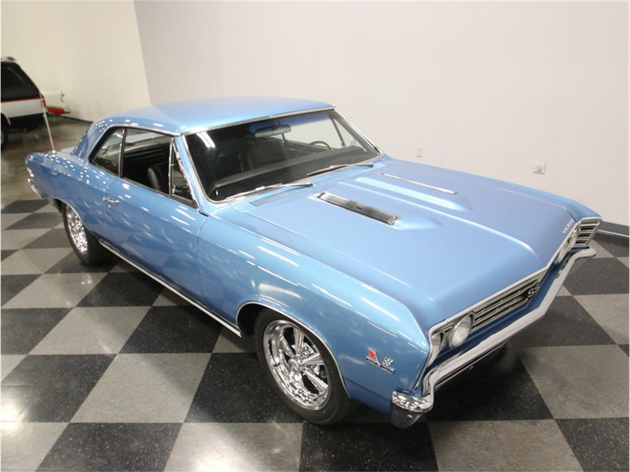 Large Picture of '67 Chevrolet Chevelle SS - $39,995.00 - MD75