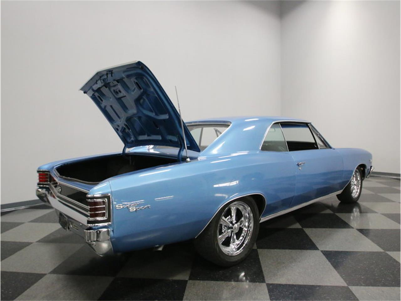Large Picture of '67 Chevrolet Chevelle SS located in Lavergne Tennessee Offered by Streetside Classics - Nashville - MD75