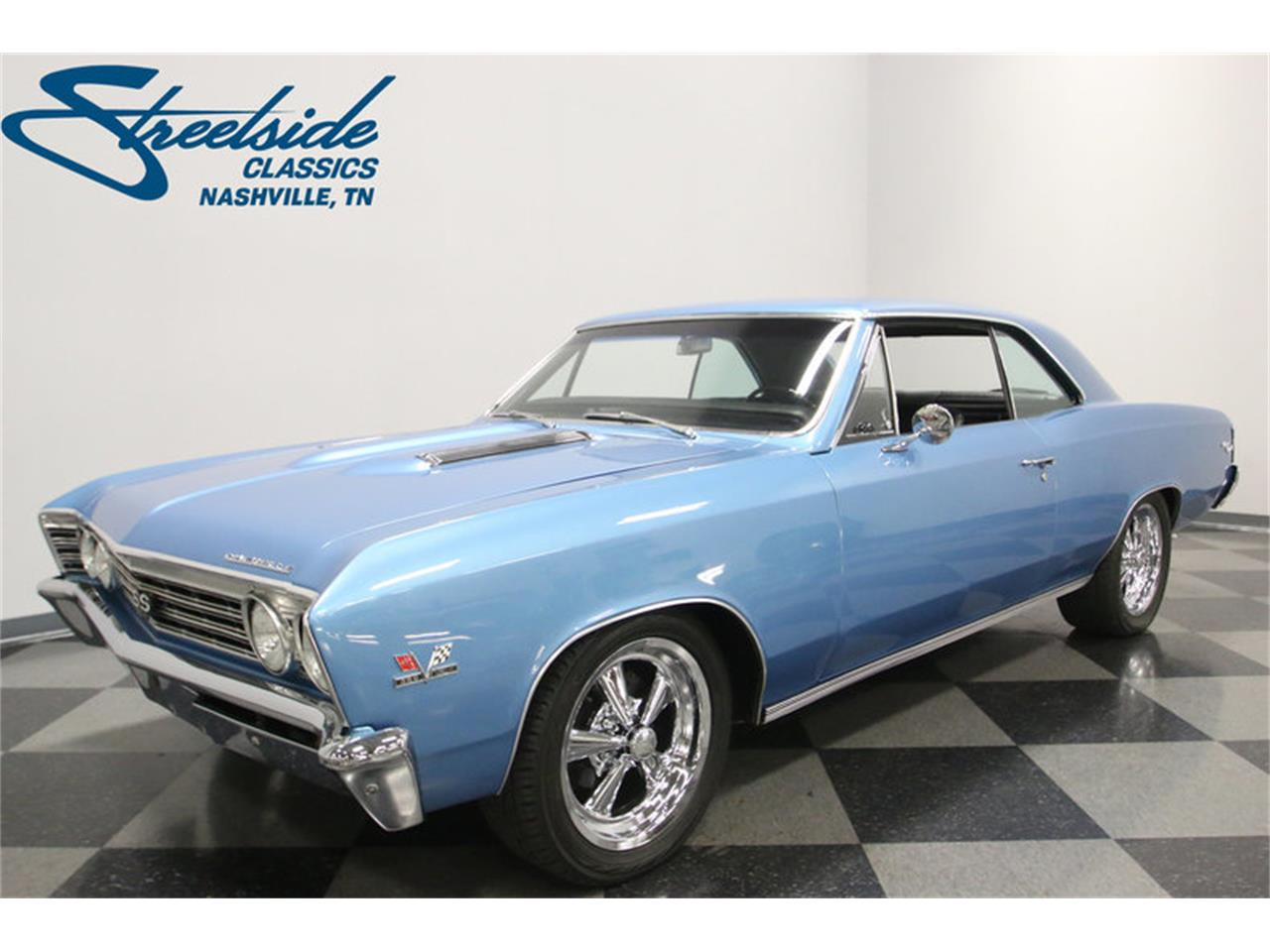 Large Picture of 1967 Chevrolet Chevelle SS Offered by Streetside Classics - Nashville - MD75