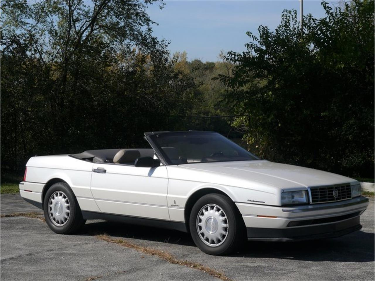 Large Picture of '93 Allante - MD78