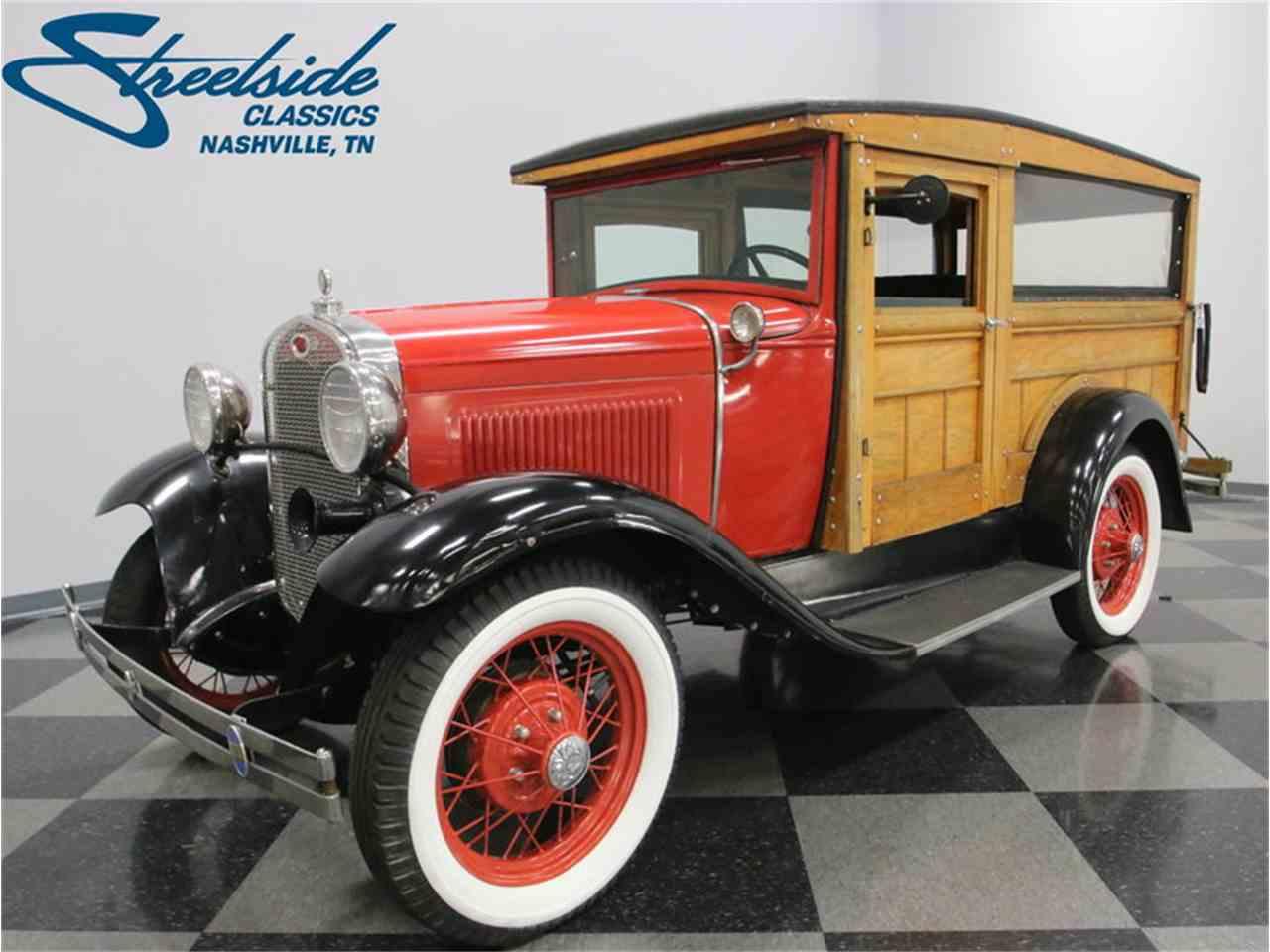 1931 Ford Model A for Sale   ClassicCars.com   CC-1043578