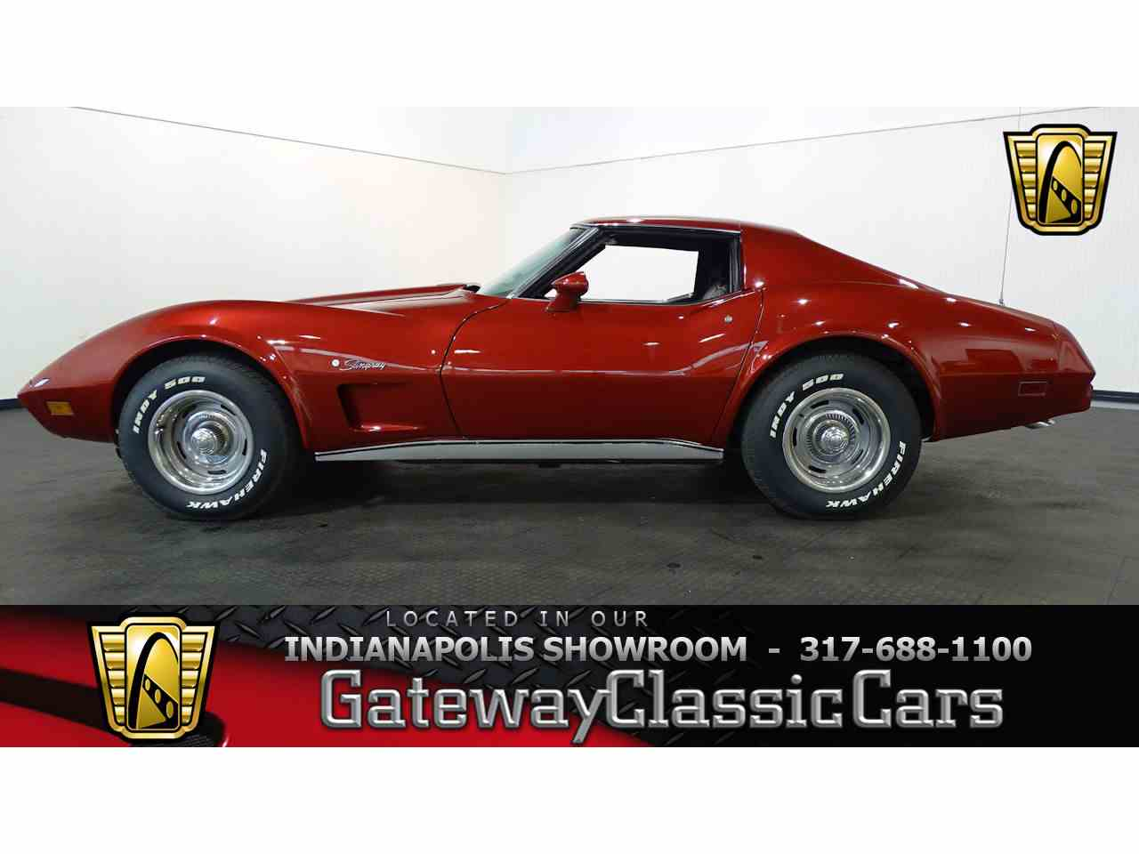Large Picture of '76 Corvette located in Indianapolis Indiana - $20,595.00 Offered by Gateway Classic Cars - Indianapolis - MD8J