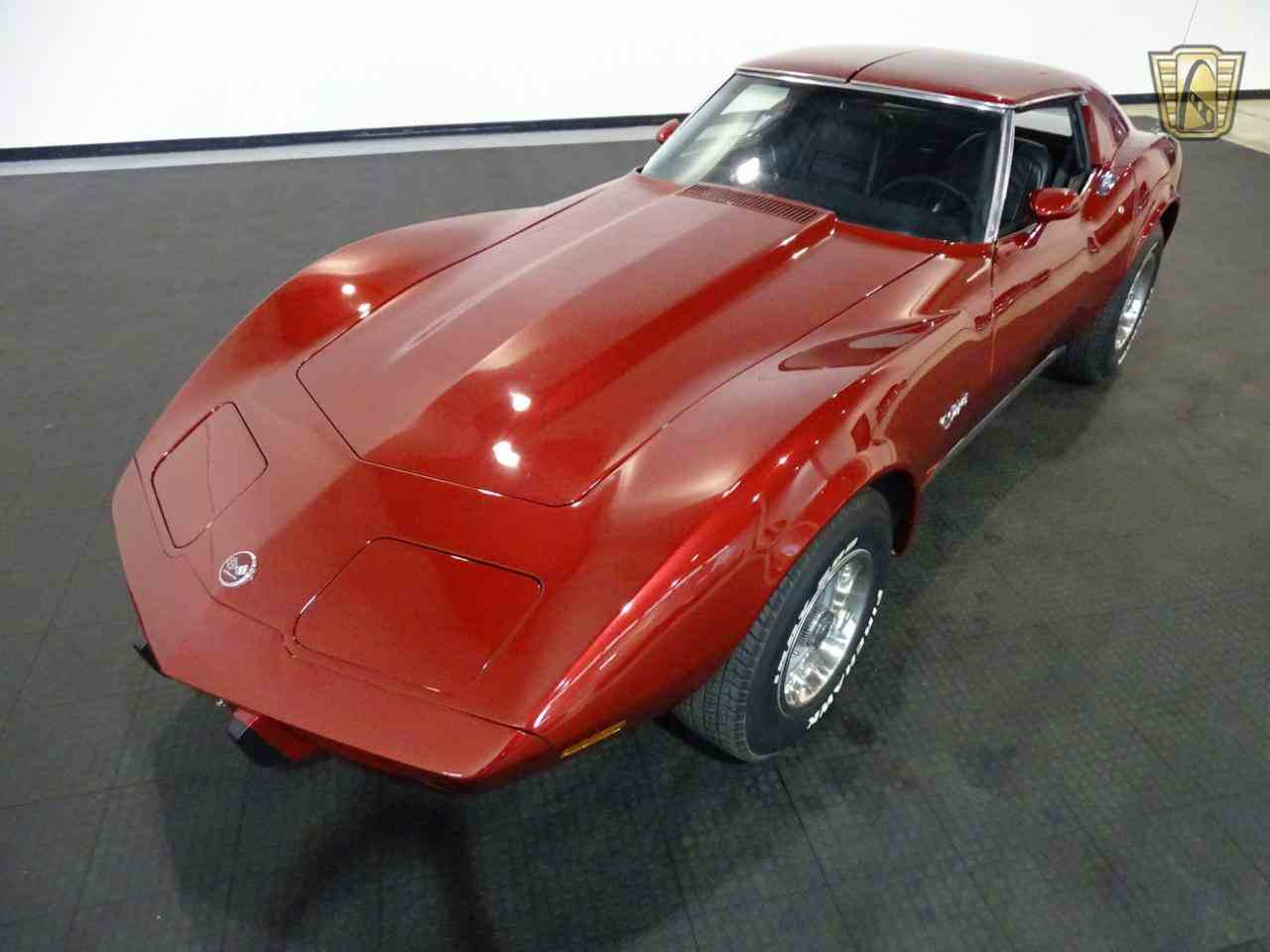 Large Picture of '76 Chevrolet Corvette located in Indianapolis Indiana - $20,595.00 - MD8J