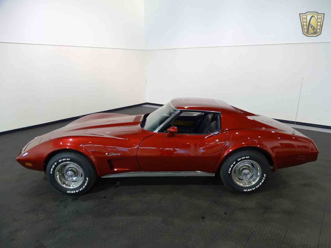 Large Picture of '76 Chevrolet Corvette located in Indiana Offered by Gateway Classic Cars - Indianapolis - MD8J