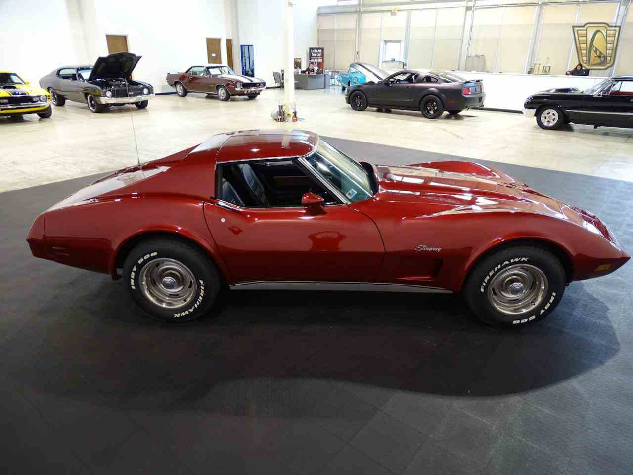 Large Picture of 1976 Chevrolet Corvette Offered by Gateway Classic Cars - Indianapolis - MD8J