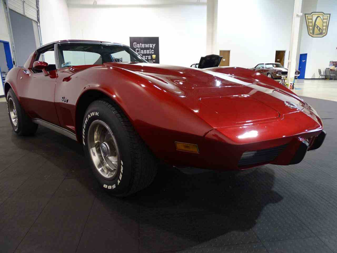 Large Picture of '76 Chevrolet Corvette - $20,595.00 Offered by Gateway Classic Cars - Indianapolis - MD8J