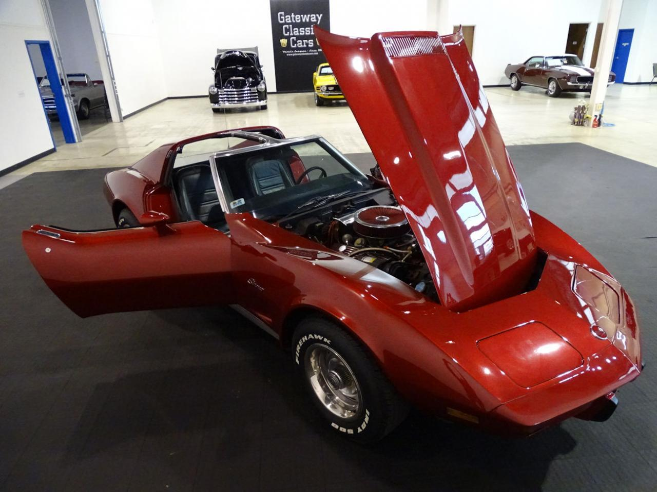 Large Picture of '76 Corvette - MD8J