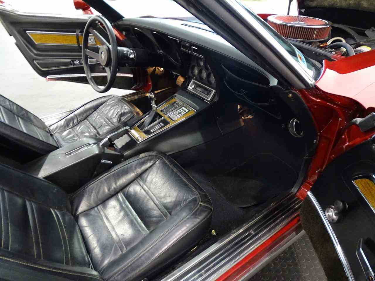 Large Picture of '76 Chevrolet Corvette Offered by Gateway Classic Cars - Indianapolis - MD8J