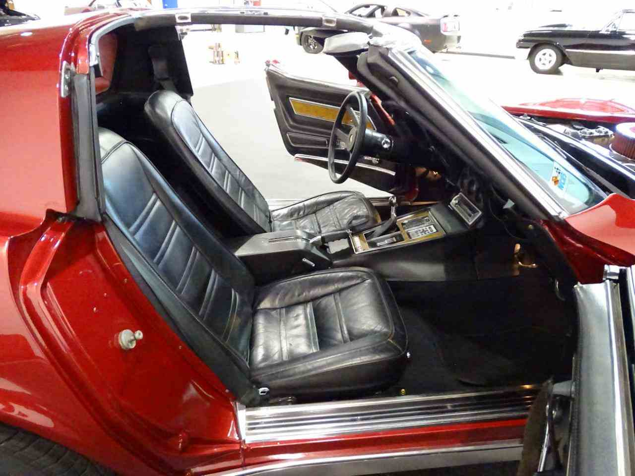Large Picture of 1976 Corvette Offered by Gateway Classic Cars - Indianapolis - MD8J