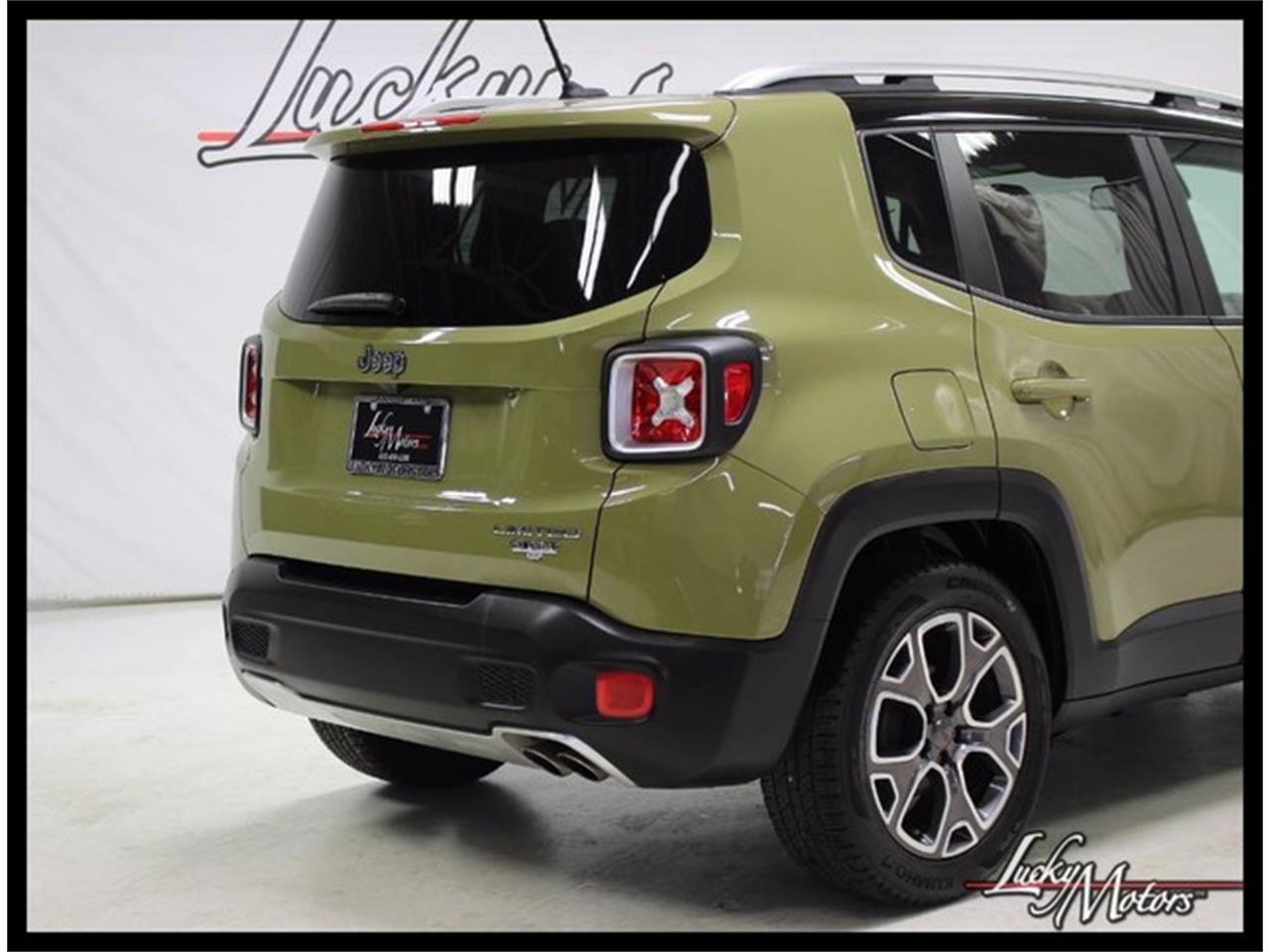 Large Picture of 2015 Jeep Wrangler Offered by Lucky Motors Of Villa Park - MD8L