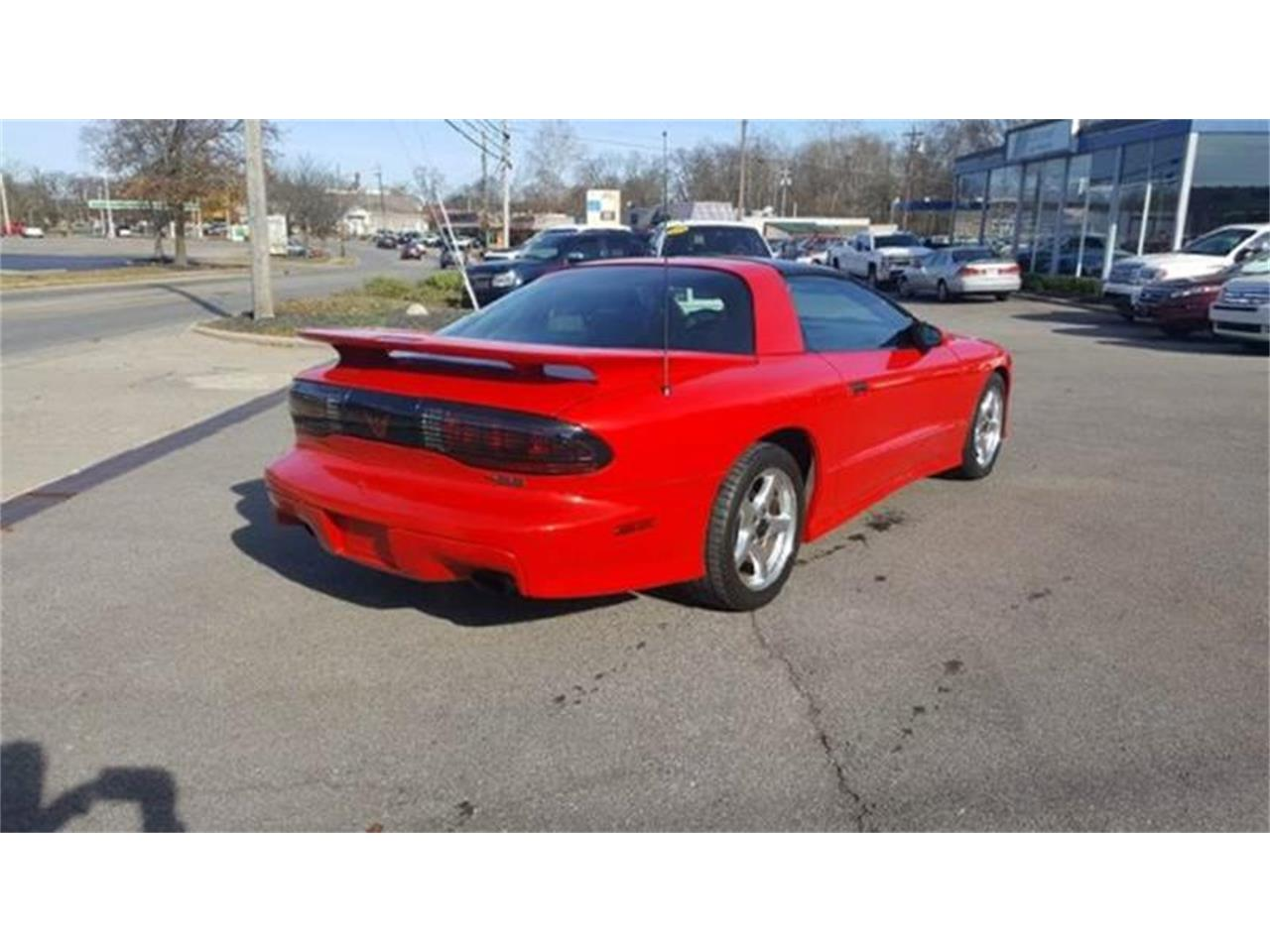 Large Picture of '97 Pontiac Firebird - $12,900.00 - MD9T
